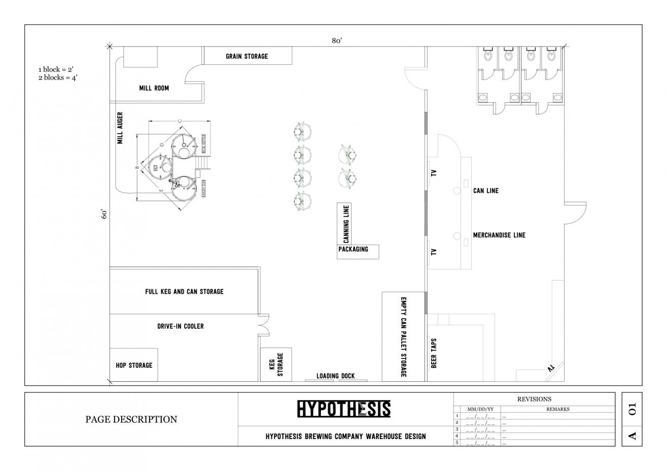 Brewery Floor Plan Recommendations Probrewer Discussion Board